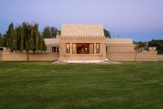 A Frank Lloyd Wright Gem in Los Angeles Reopens to the Public - Photo 1 of 6 -