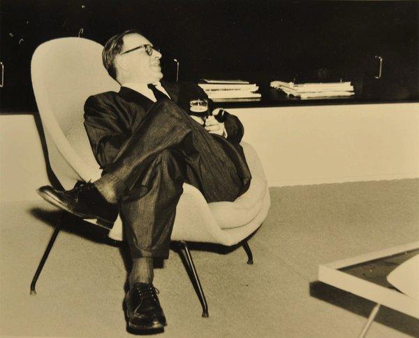 Design Icon: Architect Eero Saarinen
