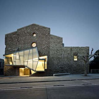 You Won't Believe That These Incredible Modern Buildings are Chapels and Synagogues - Photo 18 of 21 -