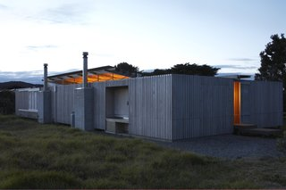 Off-the-Grid Island House in New Zealand Connects with the Outdoors - Photo 5 of 7 -
