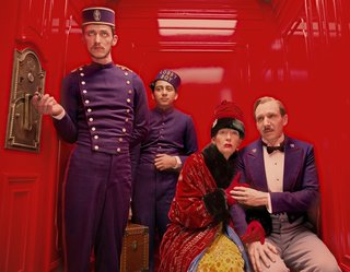 Behind the Scenes: Grand Budapest Hotel - Photo 2 of 6 -
