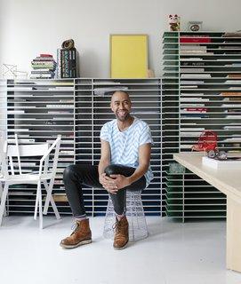 Meet Stephen Burks, 2014 Dwell on Design Keynote Speaker - Photo 1 of 1 -