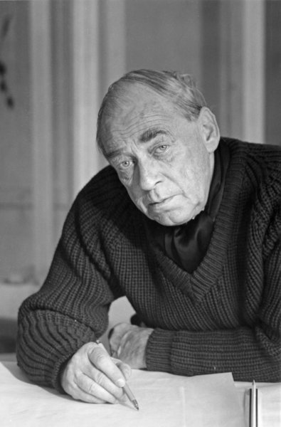 Alvar Aalto  (Credit: Eva and Pertti Ingervo. © Alvar Aalto Museum.)  Photo 11 of 11 in Design Icon: 10 Buildings By Alvar Aalto