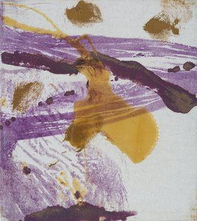 The Dorothy and Herbert Vogel Modern Art Collection - Photo 2 of 11 - Julian Schnabel, Untitled, 1995, oil and polymer resin on canvas Bowdoin College Museum of Art, Brunswick, Maine, Dorothy and Herbert Vogel Collection Vogel Collection. Photography by Dennis Griggs.