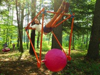 Swingtones: Musical Swings Built by Kids - Photo 5 of 7 -