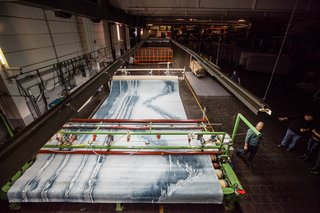 Art You Can Walk All Over: Carpet by Steffen Kehrle - Photo 1 of 7 -