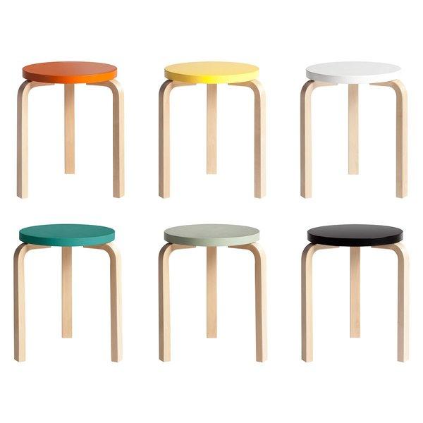 Design Classic Alvar Aalto S Artek Stools Dwell
