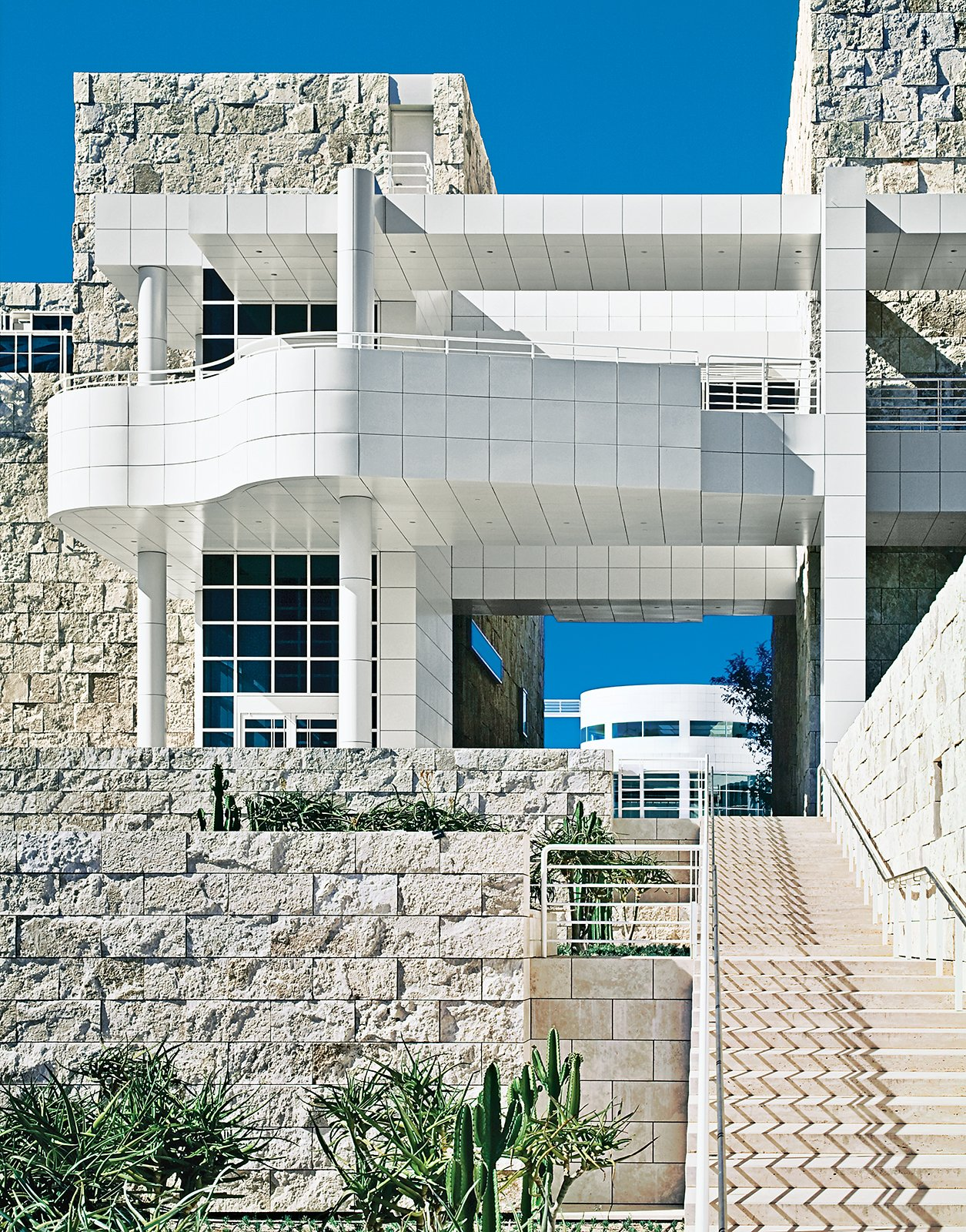 Richard Meier On Designing With Marble