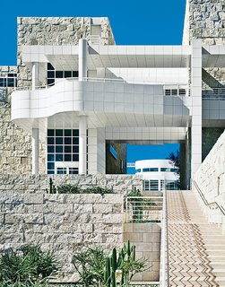 Richard Meier on Designing With Marble - Photo 1 of 1 -