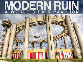 World's Fair Pavilion: Restoring the Tent of Tomorrow - Photo 1 of 6 -