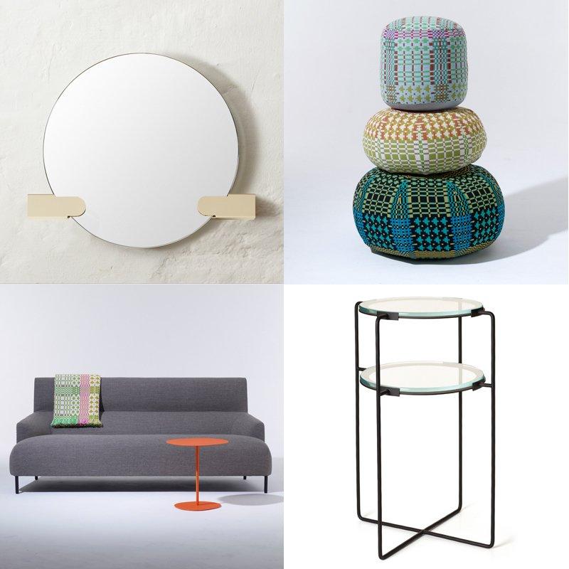 2014 Salone del Mobile Furniture Preview