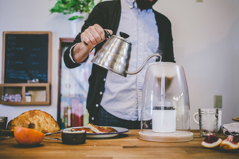 Kickstarter of the Day: Crafty Manual Coffee Maker