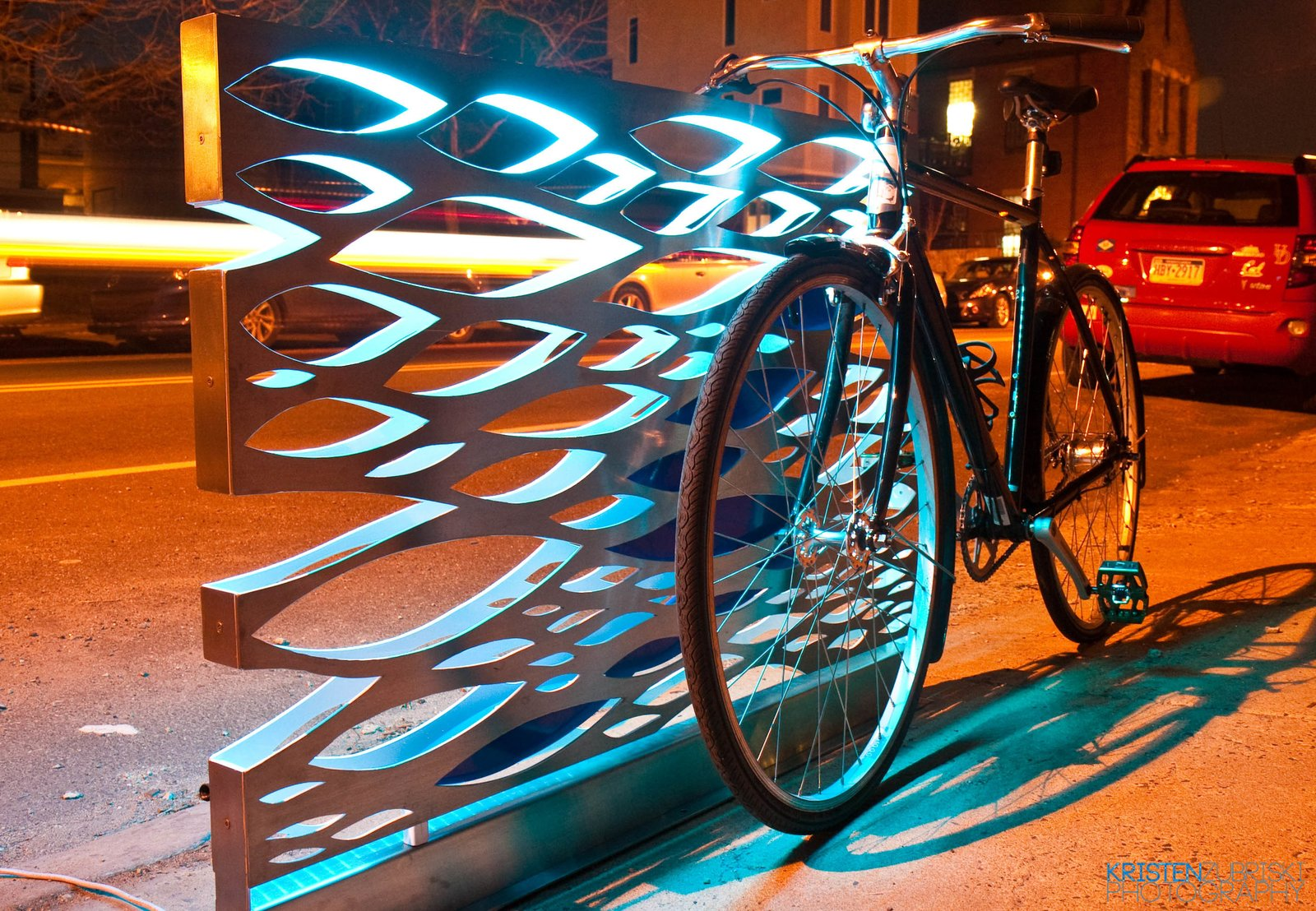 The Bicycle Rack Reimagined