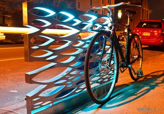 The Bicycle Rack Reimagined - Photo 1 of 8 -