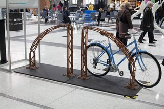 The Bicycle Rack Reimagined - Photo 7 of 8 -