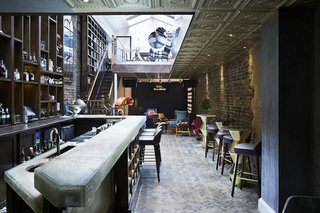Lush Interiors for London's Elite New Design Club - Photo 8 of 10 -