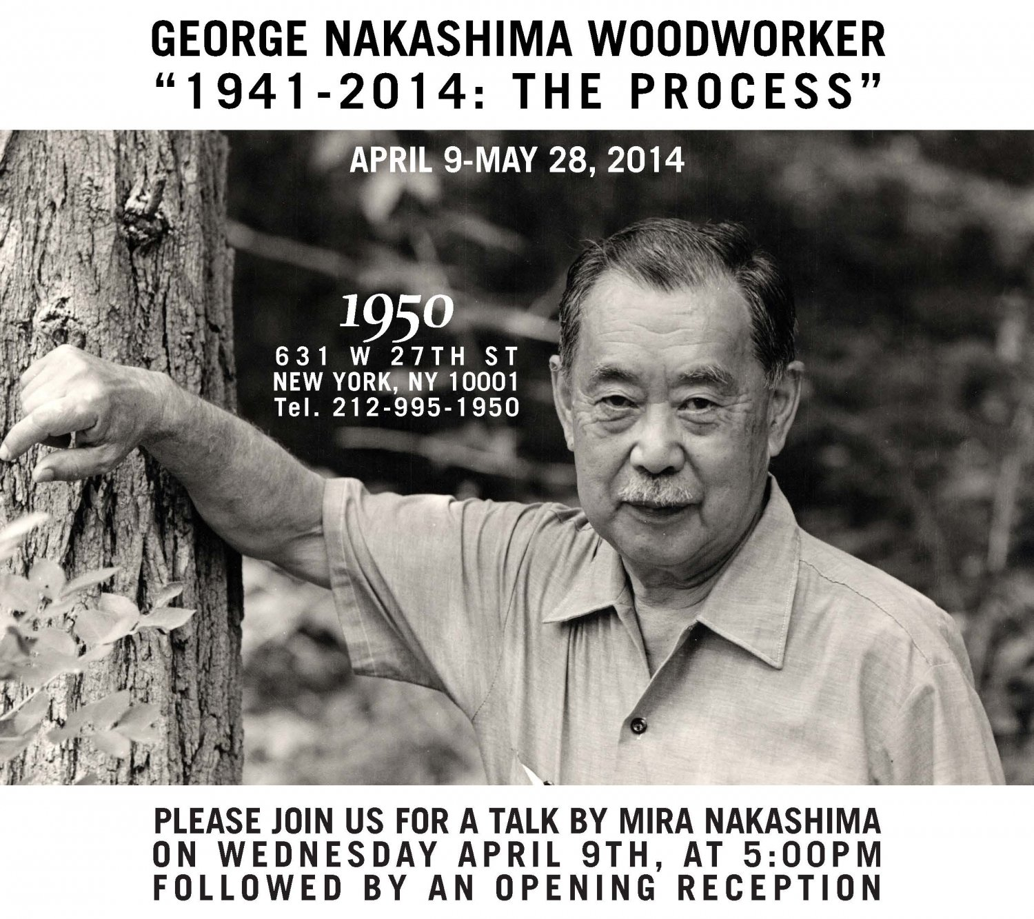 More than 70 years of furniture making by two generations of Nakashima's gets the spotlight at the gallery show.  Photo 4 of 4 in Exploring the process of George Nakashima Woodworker