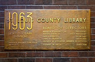 Near St. Louis, A Midcentury-Modern Public Library Faces Demolition - Photo 7 of 11 -