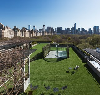 A Mirrored Garden Comes to the Met Rooftop - Photo 1 of 5 -