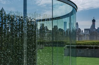 A Mirrored Garden Comes to the Met Rooftop - Photo 5 of 5 -