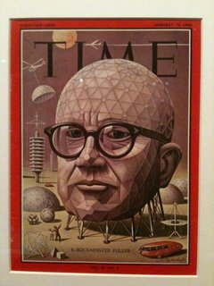 Design Icon: 8 Works by Buckminster Fuller - Photo 9 of 9 -