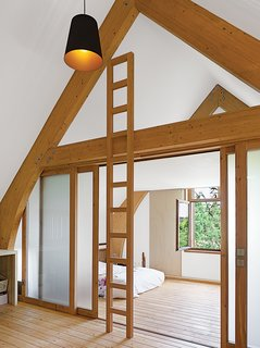 Eco-Friendly A-Frame in the French Countryside - Photo 3 of 4 -