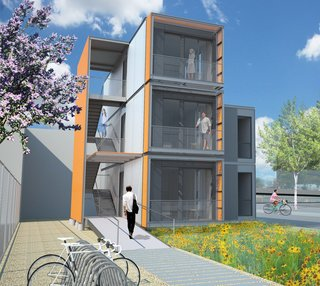 A Prefab Prototype for Disaster-Relief Housing - Photo 4 of 6 -