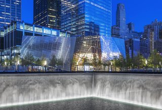 At Ground Zero Bedrock, the 9/11 Museum Prepares for Visitors - Photo 2 of 14 -