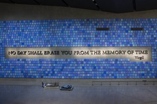 At Ground Zero Bedrock, the 9/11 Museum Prepares for Visitors - Photo 7 of 14 -