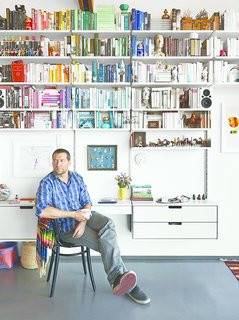 Ask the Expert: Gift-Buying Tips from Rob Fissmer of Vitsœ - Photo 6 of 6 -