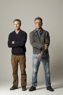Q&A: Campana Brothers - Photo 1 of 2 - Fernando and Humberto Campana<br><br>During Clerkenwell Design Week, the Brazilian siblings and design duo will showcase their new Bastardo sofa and give a talk about how art influences design.<br><br>Photo by Fernando Laszlo