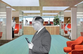 The Future of Office Design - Photo 1 of 3 -