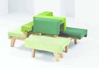 Dutch Duo Crafts Contemporary, Efficient Office Furniture - Photo 2 of 3 -