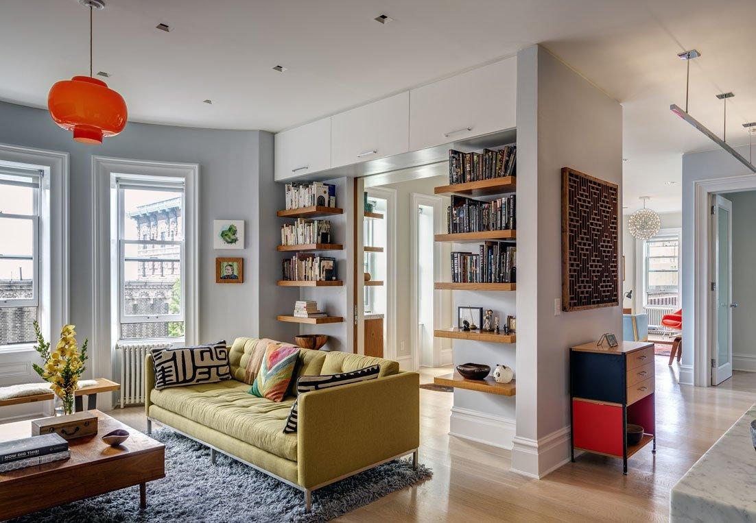 A Transformative Apartment Renovation In Brooklyn