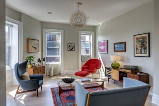 A Transformative Apartment Renovation in Brooklyn - Photo 2 of 10 -