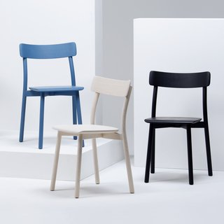 Chiaro Chair by Leon Ransmeier for Mattiazzi - Photo 2 of 5 -