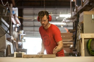 Austin Furniture Designer Creates his Grandmother's Casket - Photo 1 of 1 -