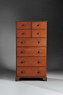 Historic Collection of Shaker Furniture Up for Auction - Photo 4 of 5 -