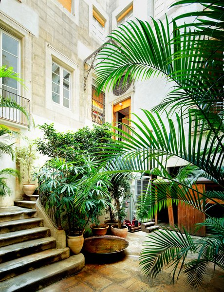 8 Small and Unexpected Garden Oases Hidden in the Middle of Cities