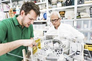 Preview Sebastian Herkner's Home Concept for IMM Cologne 2016 - Photo 2 of 2 -