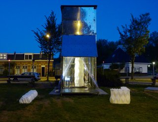 3-D Printed Canal House in Amsterdam - Photo 2 of 5 -