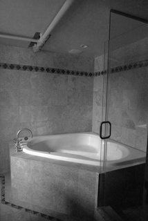 This Cozy Home Totally Changes How We Think of Tribeca Lofts - Photo 5 of 9 - A before shot of the tub.