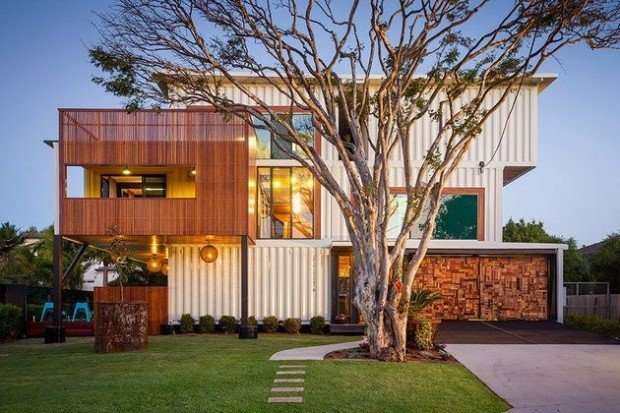 Shipping Container Home (Brisbane, Australia) Architect And Designer Todd  Miller Didnu0027t