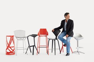 Interior Designer Peter Bentel Reviews 5 Barstools - Photo 1 of 1 -