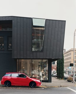 Below Kovel's apartment is Fritts' furniture shop, Intelligent Design, and around the corner West Enders can expect a new branch of Seattle's Ace Hotel and the new Portland headquarters for the architecture firm Zimmer Gunsul Frasca.