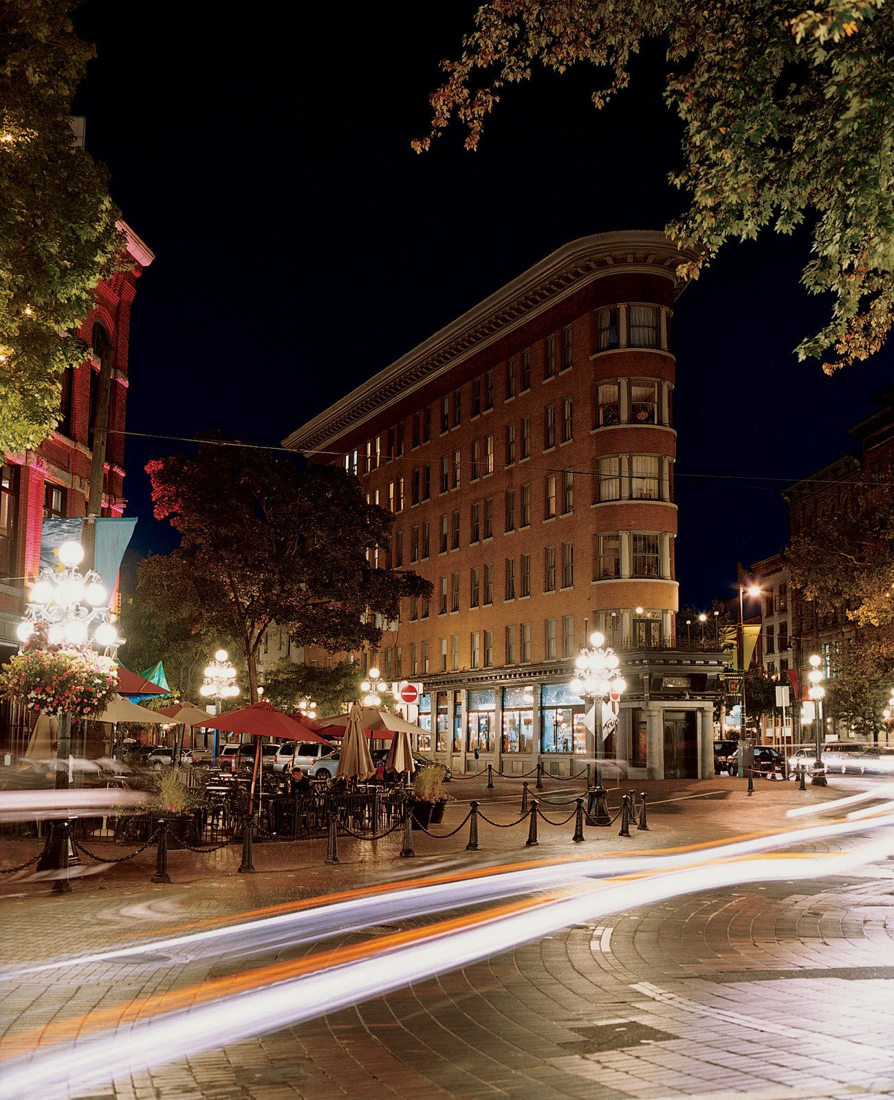 """""""Things that happen in other cities in five or ten years happen here in half a year,"""" says Arbel, pointing to Gastown as one example of rapid recent development.  Photo 7 of 8 in Vancouver is an extroverted city"""