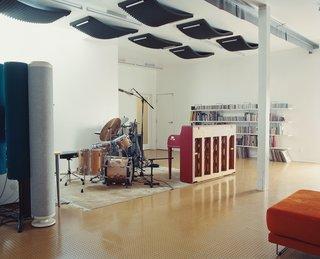 Drumming Up Design - Photo 3 of 8 -