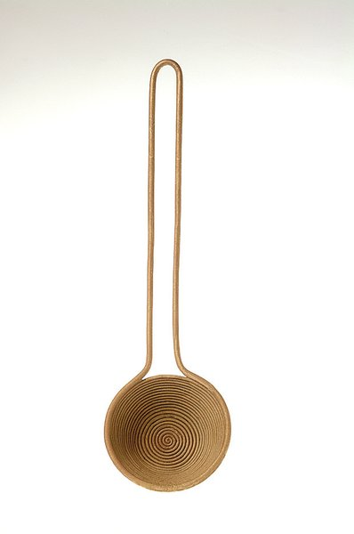 The B.M. Spoon, based on Pakhalé's study of wax bell metal castings.