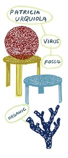 Patricia Urquiola on the T-Table by Kartell