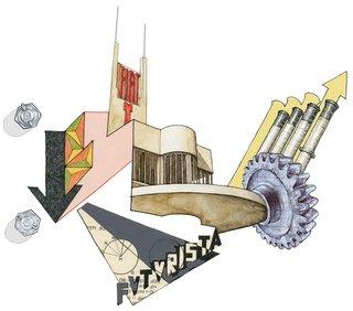 The Futurist Movement - Photo 1 of 1 -